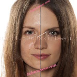 顔がベタつく原因と改善法